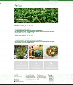 Arvensis Kräuterwelt Onlineshop
